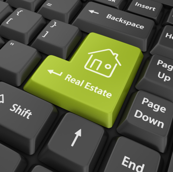 real-estate-key-on-keyboard