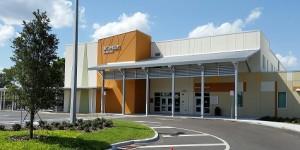 DPES Building 1